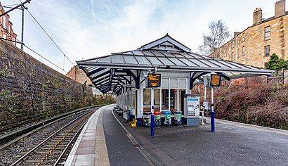How To Get To Queens Park Glasgow In Glasgow By Train Or