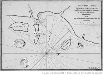 Quirimbas Islands - Image: Querimbo 1775