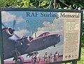 RAF Stirling memorial, Annesley - geograph.org.uk - 895106.jpg