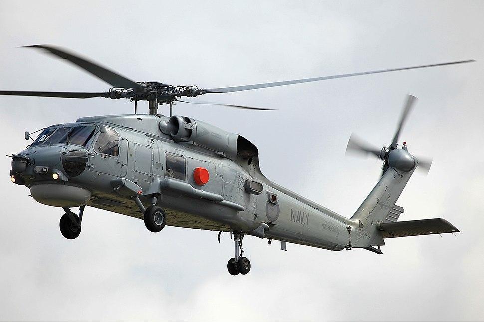 RAN S-70B-2 Seahawk Avalon 2011