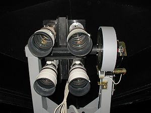 Fenton Hill Observatory - Image: RAPTOR P telescope