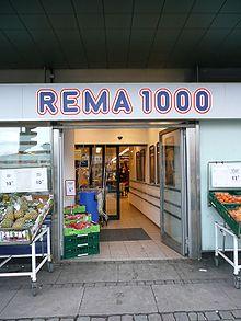 rema 1000 slogan