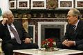 RIAN archive 558755 President of Palestinian National Authority Mahmoud Abbas meets with Tatar President Mintimer Shaimiev.jpg