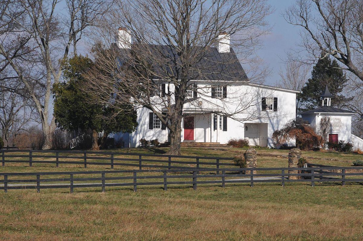 Rock Hill Farm Bluemont Virginia Wikipedia