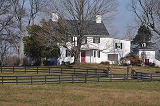 Rock Hill Farm (Bluemont, Virginia) building in Virginia, United States
