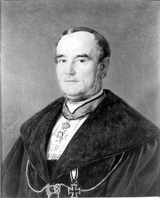 Helmstedt - Victor von Bruns in 1878
