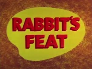 Rabbit's Feat - Title card