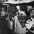Radar operators in EC-121K during Atlantic Barrier flight c1961.jpg
