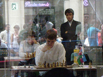 Radjabov and Carlsen