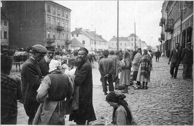 Radom Ghetto street 2