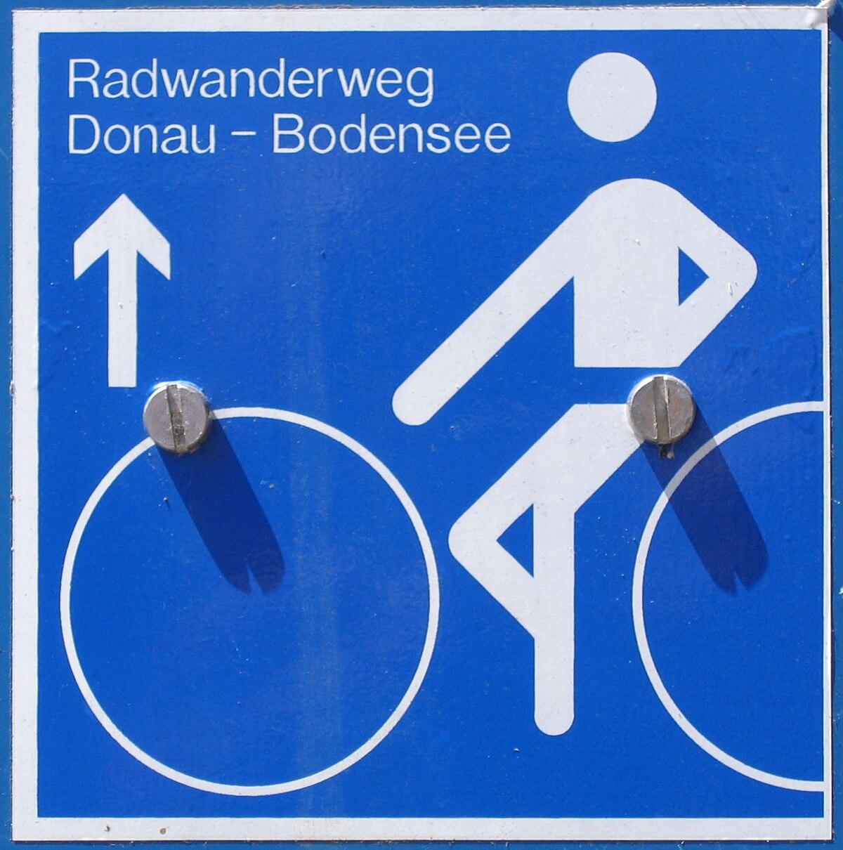Radwanderweg Donau Bodensee Wikipedia