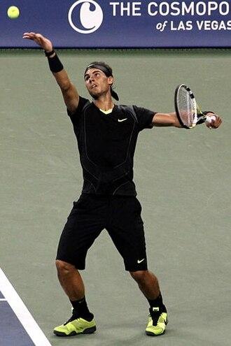 2010 ATP World Tour Finals - Rafael Nadal won his Career Golden Slam at the 2010 US Open