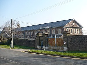 Raglan Barracks, Newport - Raglan Barracks