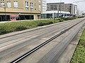 Rails Tramway IdF Ligne 6 Avenue Morane Saulnier - Vélizy-Villacoublay (FR78) - 2021-01-03 - 3.jpg