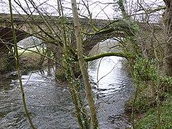 Railway bridge over the River Derwent (geograph 3891047).jpg