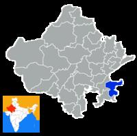 Rajastan Baran district.png