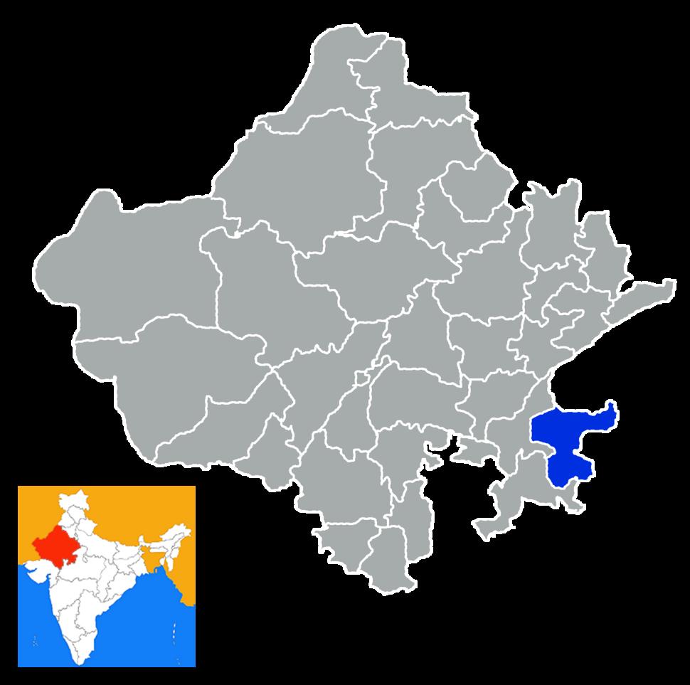Rajastan Baran district
