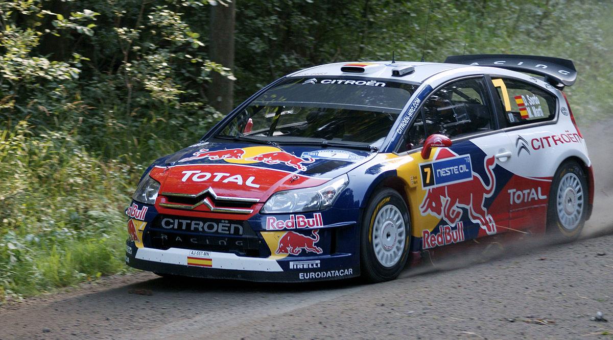 world rally car wikipedia