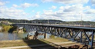 Rankin, Pennsylvania - Rankin Bridge