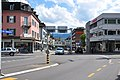 Rapperswil - Zentrum (City-Haus) - Untere Bahnhofstrasse - Obere Bahnhofstrasse 2010-08-29 15-59-54.JPG