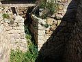 Rasa o pou a l'Acròpoli d'Atenes.JPG