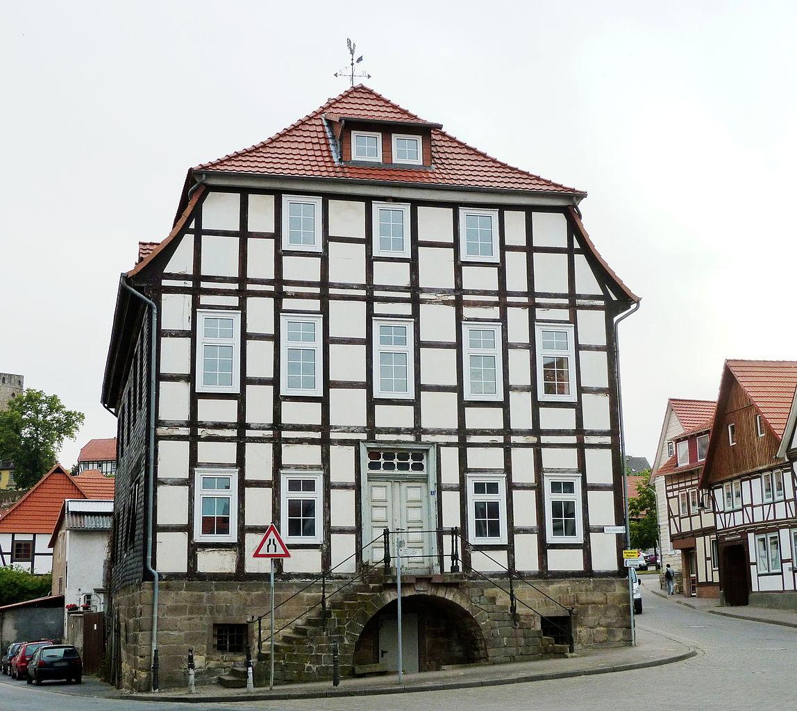 File Rathaus Adelebsen Jpg Wikimedia Commons