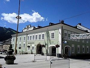 Radstadt - Town hall