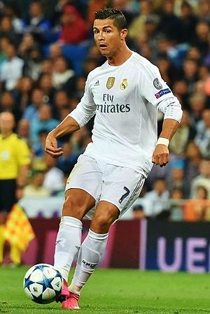 Real Madrid C.F. in international football competitions - Image: Real M Shahter 15 (1)