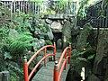 Rear Shrine of Fukazawa Benzaiten Shrine (深澤弁天社) in Fukazawa Shrine (深澤神社) - panoramio.jpg