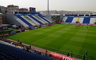 Recep Tayyip Erdoğan Stadium - Image: Recep Tayyip Erdoğan Stadium (4)