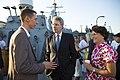 Reception with Ambassador Pyatt Aboard USS ROSS, July 24, 2016 (28477138742).jpg