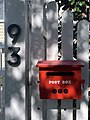 Red letter box in Graceville, Queensland 93.jpg