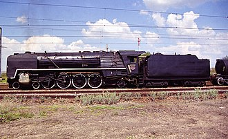South African type JT tender - Image: Reefsteamers Class 15F 2914 (14060797557)
