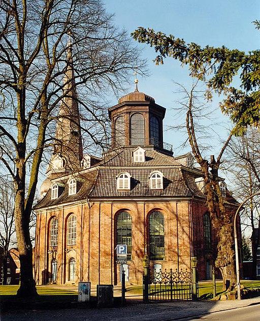 Rellinger Kirche