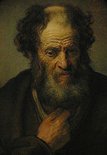 Rembrandt - Portrait of an old man with a beard - INV 1748.jpg