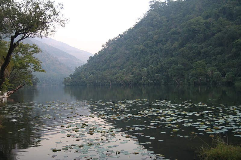 Renuka Lake in Himachal Pradesh