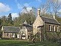 Repairs at Fyne Court - geograph.org.uk - 1197321.jpg