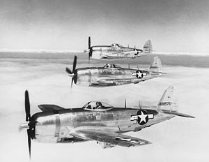 508th Aerospace Sustainment Wing - Long range Republic P-47Ns