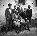 Resnikova družina v Petrušnji vasi 1950.jpg