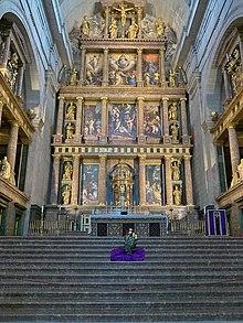 Monasterio de el escorial wikipedia la enciclopedia libre for Biblioteca iglesia madrid