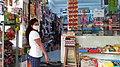 Retail grocery shopping in Corona pandemic India.jpg