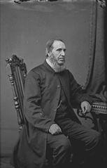 Revd Hugh James, Llansanffraid-ym-Mechain (1809-75)