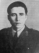 Sergent major de jandarmerie Gavril Vatamaniuc, Bucovina.