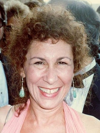 Carla Tortelli - Perlman at the 1988 Primetime Emmy Awards