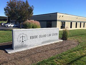 Rhode Island Bar Association - Rhode Island Bar Association building
