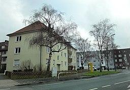Richard-Wagner-Straße in Hamm