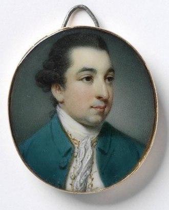 Richard Crosse - Image: Richard Crosse Portrait of Unknown Man c 1770 Victoria & Albert Museum