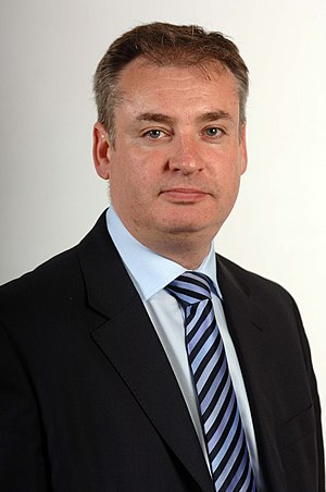 Cabinet Secretary for the Rural Economy and Connectivity - Image: Richard Lochhead, Cabinet Secretary for Rural Affairs and Environment (2)