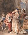 Richard Parkes Bonington - Portia and Bassanio - Google Art Project.jpg