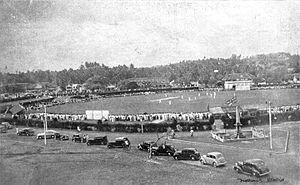 Galle International Stadium - Image: Richmond Mahinda Big Match